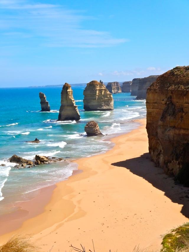 7 Wonders of the Backpacker's World | 12 Apostles, Australia