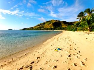Nacula Island, Fiji | 7 Wonders of the Backpacker's World