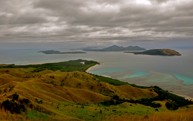 7 Wonders of the Backpacker's World | Yasawa Islands, Fiji