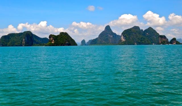 7 Wonders of the Backpacker's World | Phang Nga Bay, Thailand