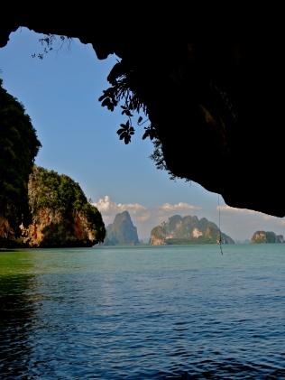 Phang Nga Bay, Thailand | 7 Wonders of the Backpacker's World