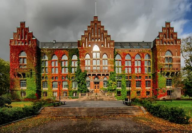 Lund Uni Library