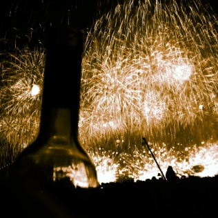 Wine and Fireworks