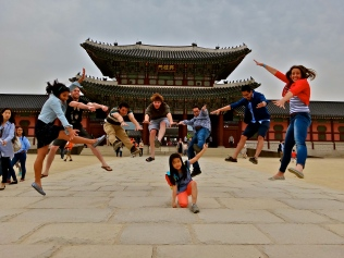 Gyeongbokgung Palace - Seoul, Korea