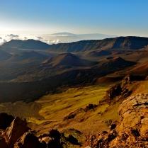 Haleakala Craters