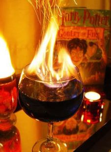 Goblet of Fire Cocktail
