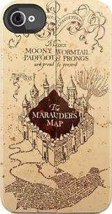 Marauders Map Phone Case