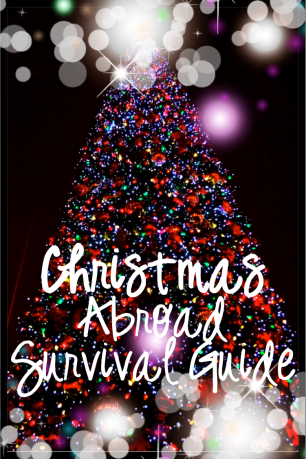 Christmas Abroad Survival Guide