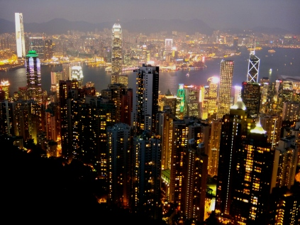 Victoria Peak - Hong Kong