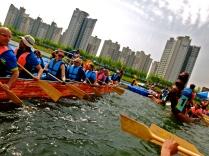 Whale Boat Festival, Ulsan, Korea