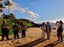 My sister's wedding, Maui, Hawaii