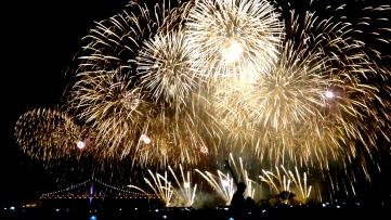 Busan Fireworks Festival, Korea