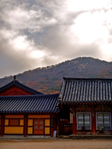 Templestay at Beomeosa Temple, Korea