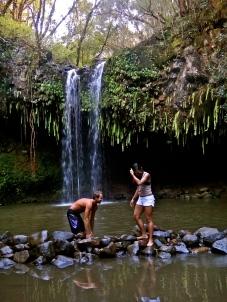 Twin Falls trek, Maui
