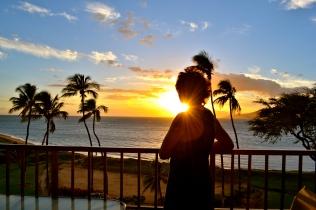 of many Hawaiian sunsets