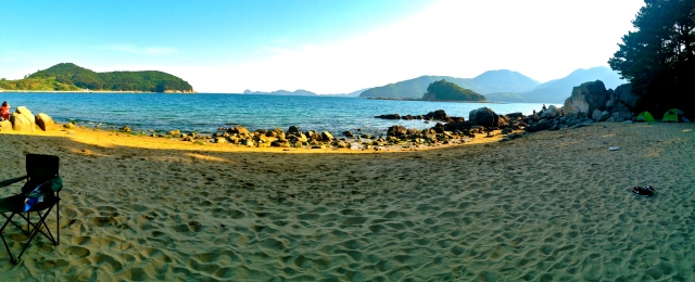 Gujora Beach, Geoje Island
