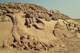 Haeundae Sand Festival