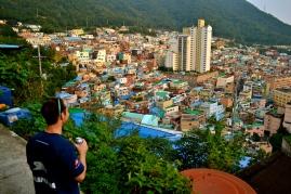 Gamcheon Culture Village - Busan, Korea