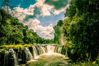 Bolaven Plateau waterfalls | Source: Be My Travel Muse