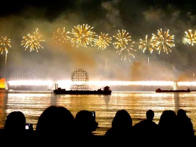 Busan Fireworks Festival 2014