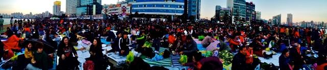 Pre Busan Fireworks Festival