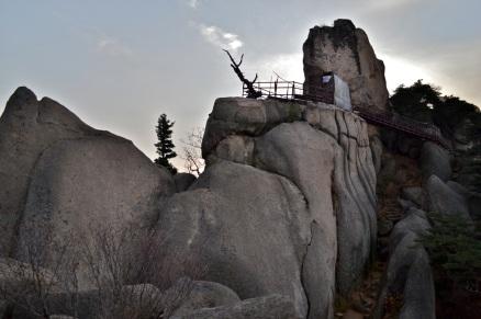 Ulsanbawi Peak, Seoraksan National Park, South Korea