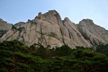 Ulsanbawi, Seoraksan National Park, South Korea