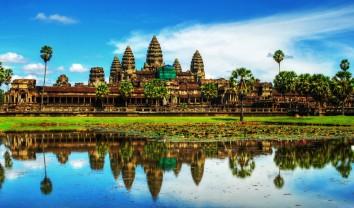 Angkor Wat | Source: AroundDeGlobe.com